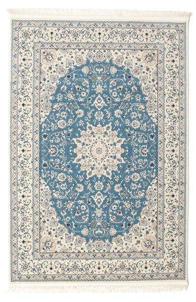 Nain Emilia - Jasnoniebieski Dywan 160X230 Orientalny Beżowy/Jasnoszary ( Turcja)