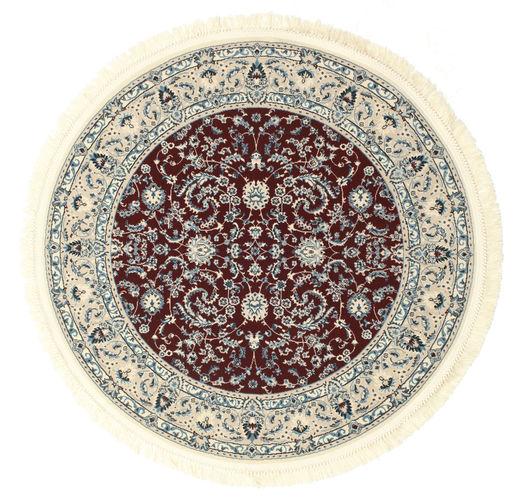 Nain Florentine - Donker Rood tapijt CVD15538