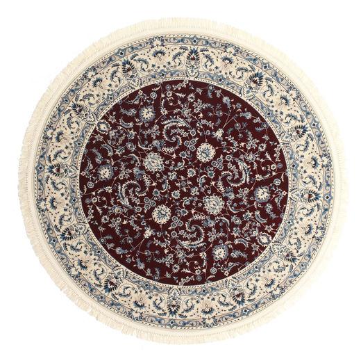 Nain Florentine - Donker Rood tapijt CVD15533