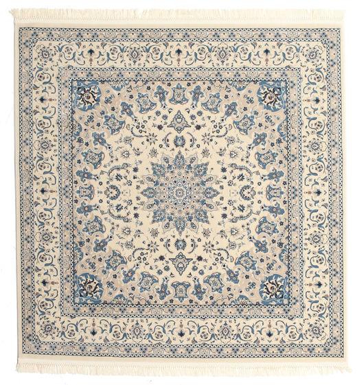 Nain Emilia - Cream / Licht Blauw tapijt CVD15396