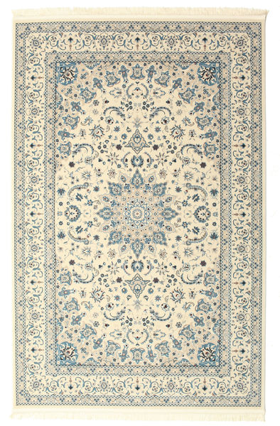 Nain Emilia - Cream / Light Blue rug CVD15390
