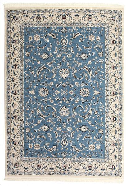 Nain Florentine - Hellblau Teppich  250X350 Orientalischer Blau/Beige Großer ( Türkei)