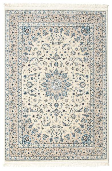 Nain Emilia - Beige/Ljus Blå Matta 140X200 Orientalisk Ljusgrå/Beige ( Turkiet)