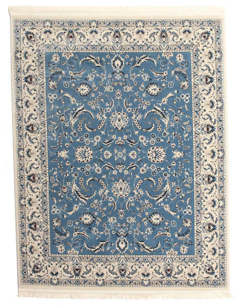 Nain Florentine - Ljusblå Matta 200X250 Orientalisk Beige/Blå ( Turkiet)