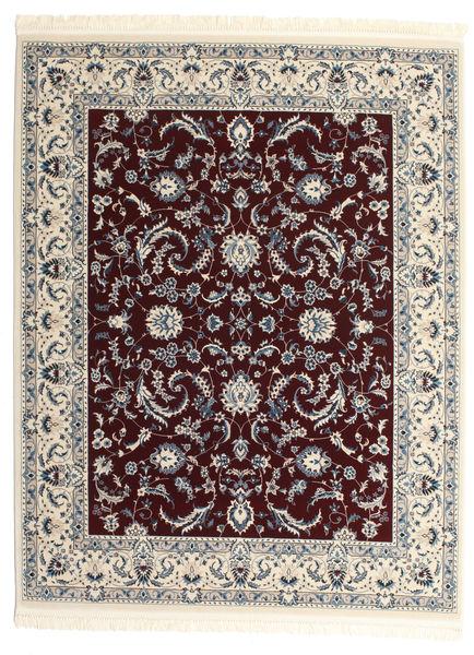 Nain Florentine - Mørk Rød Tæppe 200X250 Orientalsk Lysegrå/Mørkerød/Beige ( Tyrkiet)