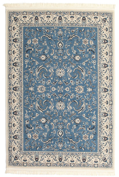 Nain Florentine - Light Blue Rug 120X180 Oriental Blue/Beige/Light Grey ( Turkey)