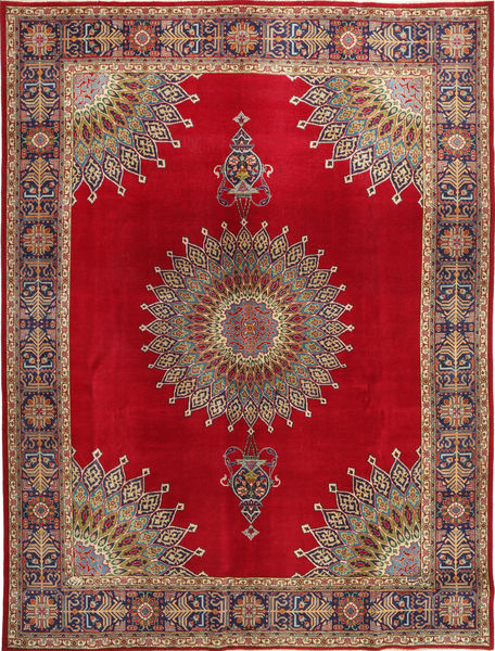 Tabriz Patina carpet MRB1637