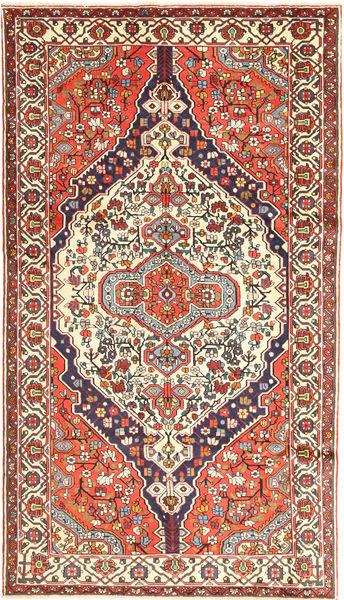 バクティアリ 絨毯 165X297 オリエンタル 手織り ベージュ/茶 (ウール, ペルシャ/イラン)