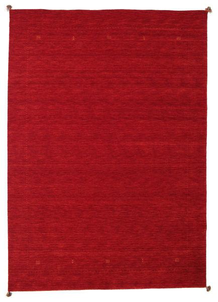 Loribaf Loom Rug 199X295 Authentic  Modern Handknotted Crimson Red/Dark Red (Wool, India)