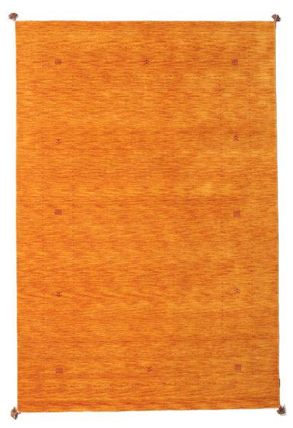 Loribaf Loom Matto 202X300 Moderni Käsinsolmittu Oranssi (Villa, Intia)