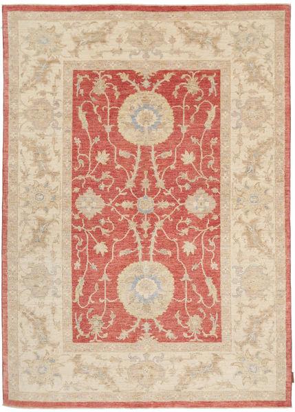 Ziegler 絨毯 168X237 オリエンタル 手織り 薄茶色/ベージュ (ウール, パキスタン)