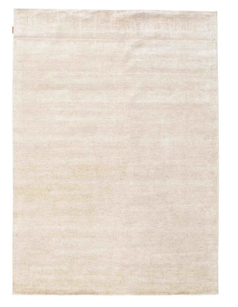 Himalaya Rug 186X260 Authentic  Modern Handknotted White/Creme/Beige ( India)