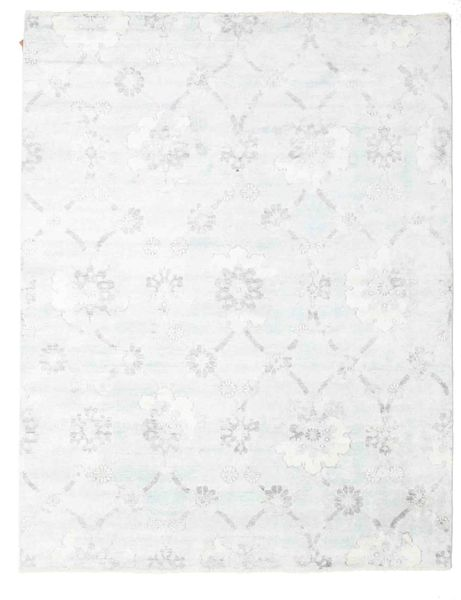 Himalaya Rug 236X304 Authentic  Modern Handknotted White/Creme ( India)