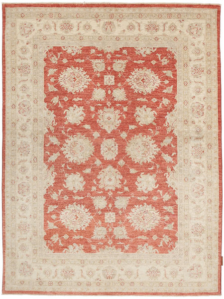 Ziegler Rug 154X203 Authentic  Oriental Handknotted Light Brown/Beige (Wool, Pakistan)