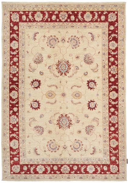 Ziegler 絨毯 169X243 オリエンタル 手織り 薄茶色/ベージュ (ウール, パキスタン)