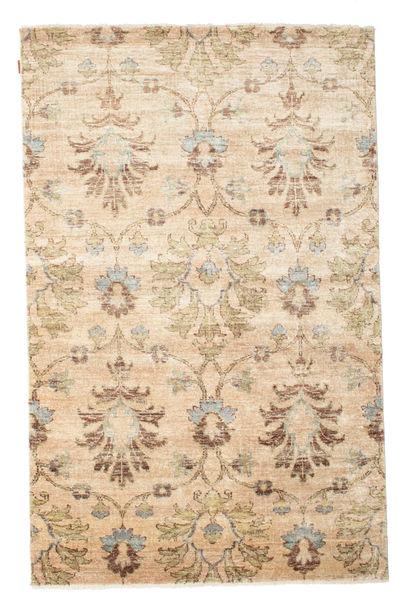 Himalaya Matto 187X273 Moderni Käsinsolmittu Vaaleanruskea/Beige/Tummanbeige ( Intia)