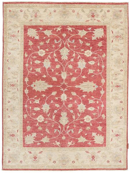 Ziegler Rug 150X202 Authentic  Oriental Handknotted Beige/Light Pink (Wool, Pakistan)