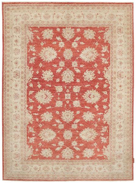 Ziegler Matto 170X238 Itämainen Käsinsolmittu Vaaleanruskea/Vaaleanpunainen (Villa, Pakistan)