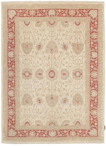 Ziegler 絨毯 173X234 オリエンタル 手織り 薄茶色/ベージュ (ウール, パキスタン)