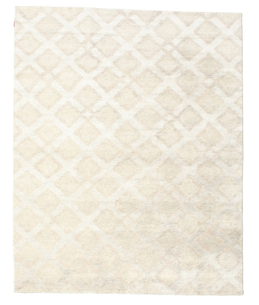 Himalaya Rug 242X301 Authentic  Modern Handknotted Beige ( India)