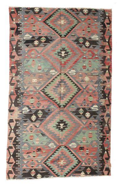 Kilim Semi-Antique Turquie Tapis 180X290 D'orient Tissé À La Main Gris Clair/Gris Foncé (Laine, Turquie)