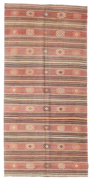 Tappeto Kilim semi-antichi Turchi XCGZK463