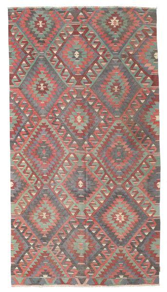 Alfombra Kilim semiantigua Turquía XCGZK729