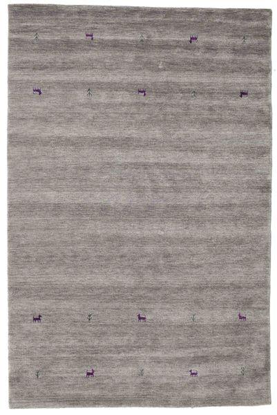 Gabbeh loom Two Lines - Grey rug CVD15314