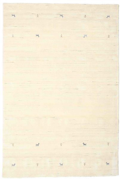 Gabbeh loom Two Lines - Off White carpet CVD15053