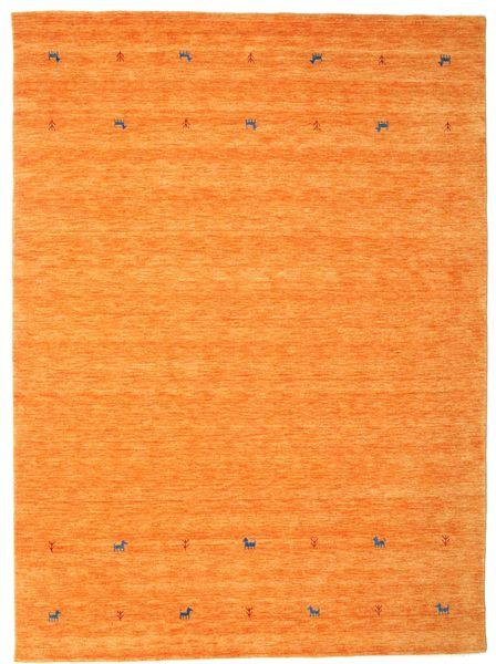Gabbeh Loom Two Lines - Orange Rug 240X340 Modern Orange (Wool, India)