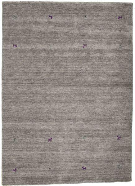 Gabbeh loom Two Lines - Harmaa-matto CVD15317