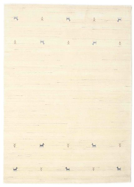Gabbeh loom Two Lines - Off White carpet CVD15056
