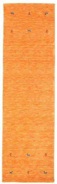 Koberec Gabbeh loom Two Lines - Oranžová CVD15036