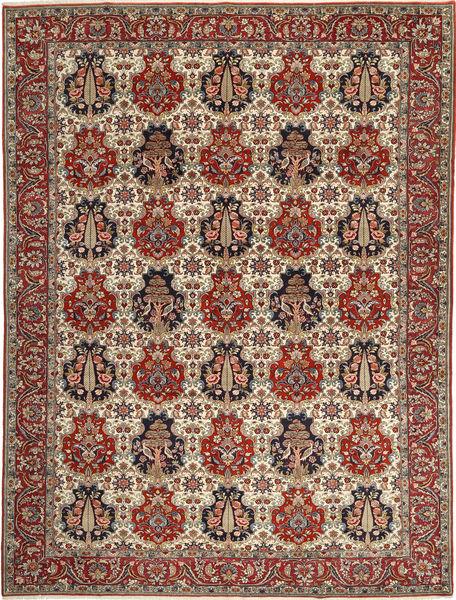 Bakhtiari Rug 304X402 Authentic  Oriental Handknotted Light Brown/Dark Red Large (Wool, Persia/Iran)