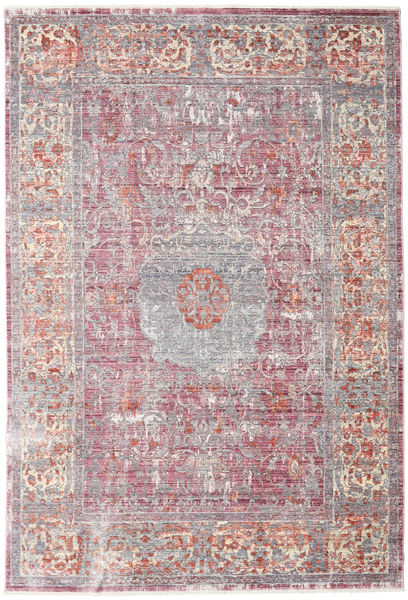 Mira - Pink Rug 200X300 Modern Light Purple/Light Grey ( Turkey)