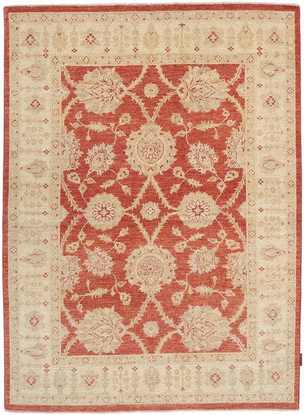 Ziegler 絨毯 150X205 オリエンタル 手織り 薄茶色/暗めのベージュ色の (ウール, パキスタン)
