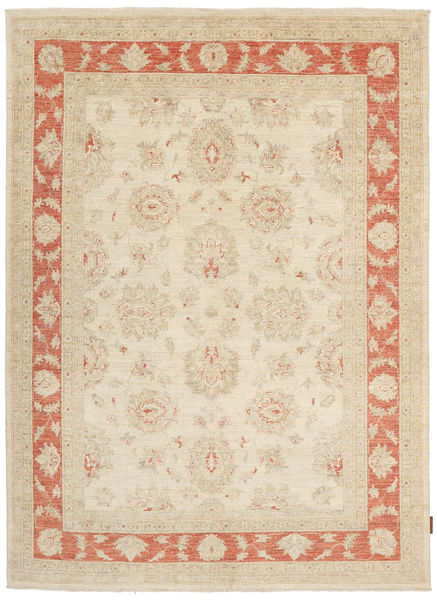 Ziegler Rug 153X208 Authentic  Oriental Handknotted Beige (Wool, Pakistan)