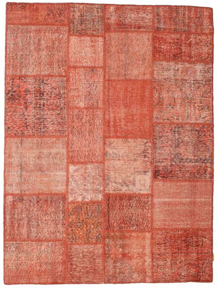 Patchwork Rug 170X230 Authentic  Modern Handknotted Light Brown/Light Pink (Wool, Turkey)