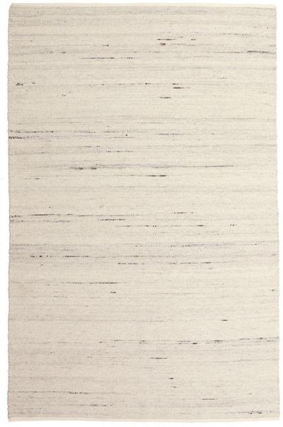 Helsinki - Light Grey Rug 190X290 Authentic  Modern Handwoven Beige/Light Grey (Wool, India)