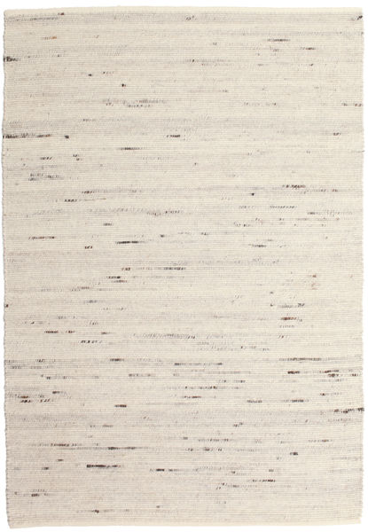 Helsinki - Gris Clair Tapis 160X230 Moderne Tissé À La Main Gris Clair/Beige (Laine, Inde)