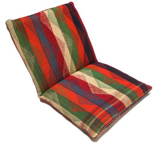 Kelim sitting cushion teppe RZZZI44