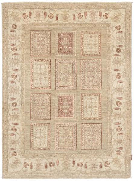 Ziegler 絨毯 144X197 オリエンタル 手織り 薄茶色/ベージュ (ウール, パキスタン)