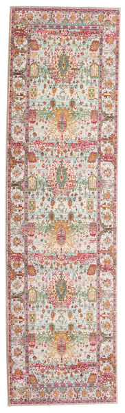 Avanti Rug 80X300 Modern Hallway Runner  Light Brown/Light Pink ( Turkey)