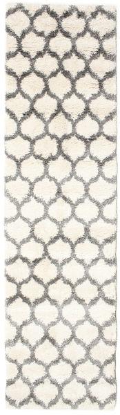 Berber Shaggy Illusia - Off White / Grey rug CVD16206