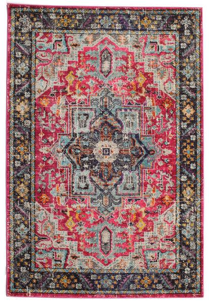 Kaimana Covor 160X230 Modern Gri Închis/Violet Deschis ( Turcia)