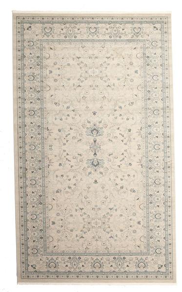 Ziegler Michigan - Vert/Beige Tapis 400X600 D'orient Gris Clair/Beige Grand ( Turquie)