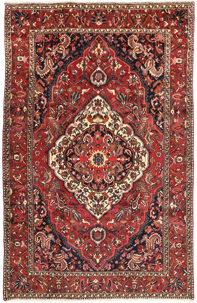 Bakhtiar Alfombra 234X366 Oriental Hecha A Mano Marrón Oscuro/Marrón (Lana, Persia/Irán)