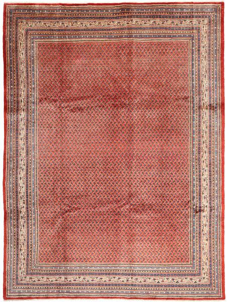 Sarouk Mir Rug 271X368 Authentic  Oriental Handknotted Brown/Light Brown Large (Wool, Persia/Iran)