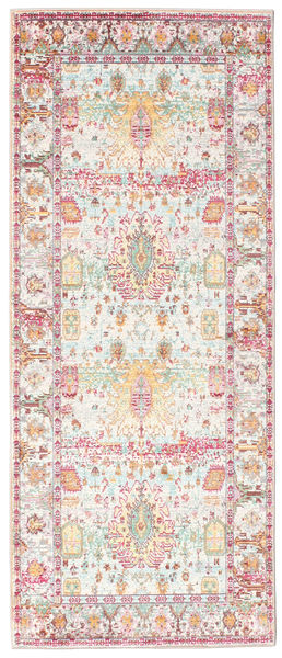 Avanti Rug 80X200 Modern Hallway Runner  Light Pink/Dark Beige ( Turkey)