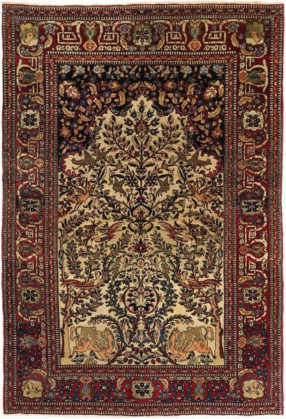 Isfahan Antiikki-matto ANTE4